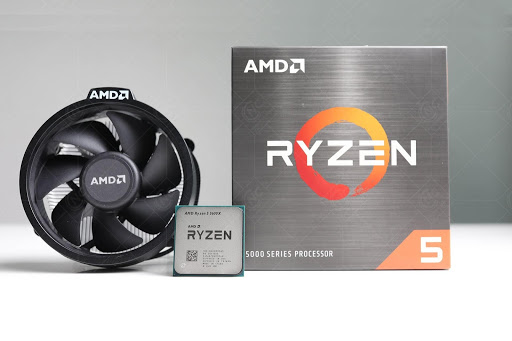 Review CPU AMD Ryzen 5 5600X